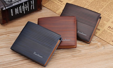 One or Two Men's Fuerdanni Wallet
