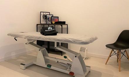 1 o 3 sesiones de masaje a elegir para 1 persona en RenuevaT (hasta 73% de descuento)