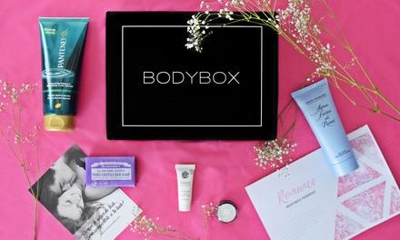 1 o 3 meses de suscripción a la caja con productos de belleza BodyBox desde 7,95 €