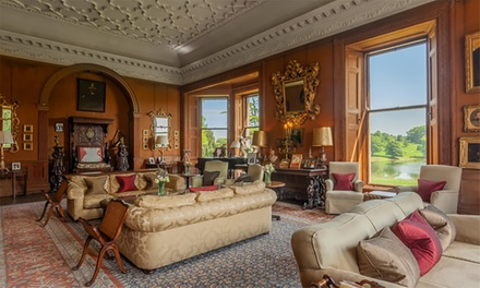 Co. Monaghan: Overnight Stay for Two with Breakfast, Bubbly, Canapes and €50 Resort Credit at Castle Leslie Estate