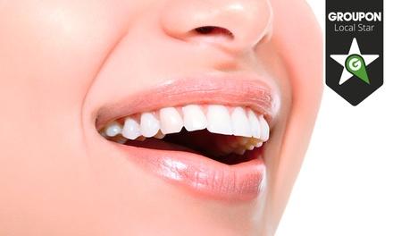 Extensão Médica — Massamá: aparelho dentário com check-up de diagnóstico e as últimas 6 consultas desde 54€