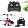 Hercules or Nano Hercules Unbreakable 3.5CH RC Helicopter