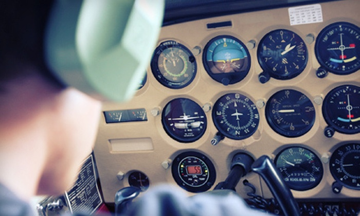 Top Gun Fighter Combat - North Scottsdale: Hands-On Fighter-Pilot Experience with Practice Air Combat from Top Gun Fighter Combat (Up to 54% Off)