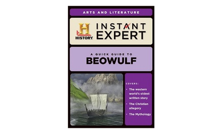 Instant Expert: Beowulf on DVD