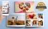 Fotoboek met fotokaft op A4 of A5