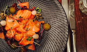 Oli & Mi: $20 for $40 to Spend on Modern Fusion Dining for Lunch at Oli & Mi, Petone