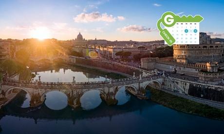 Roma: habitación doble Economy para dos con opción a desayuno en el Orange Hotel 4*