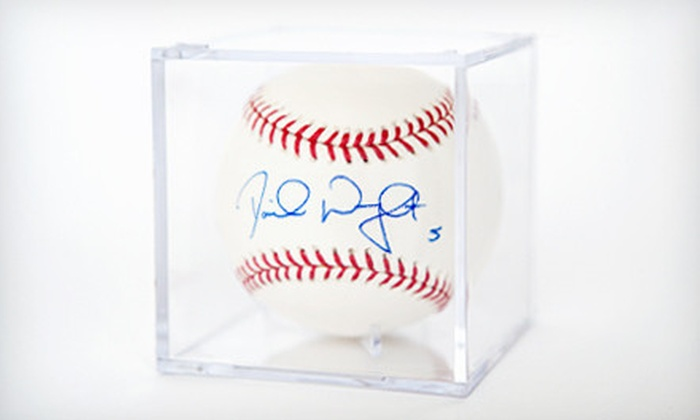 Major League Alumni Marketing: Autographed Baseball from Major League Alumni Marketing (Up to 55% Off). Eight Options Available