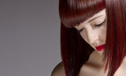 image for Wash, Cut and Blow-Dry with an Optional Conditioning Treatment at Freestyle Hair Design (Up to 58% Off)