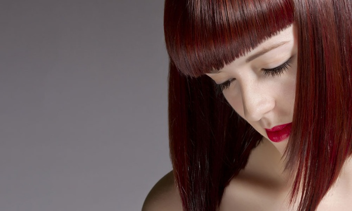 Mac Hair - City Of Southampton: Haircut with Finish and Conditioning with Optional Half Head Highlights or Full Head Colour at Mac Hair (Up to 70% Off)