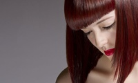 Perming Set or Wash, Blow-Dry and Conditioning Treatment at Embellished Treatments (Up to 67% Off)