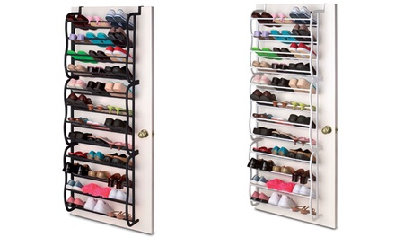 36 Pair Over The Door Shoe Rack from AED 89