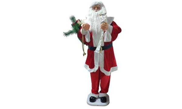 Babbo Natale Musicale.Fino A 37 Su Babbo Natale Musicale Groupon