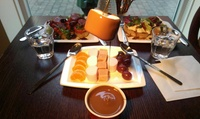Two-Course Chocolate Lunch for Two or Four at The White Rabbit Chocolatiers (45% Off)