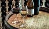 Weinverkostung–Türkische Weine
