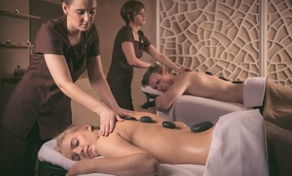 Spa Pamper Package with Four Treatments for One or Two at 5* Lough Eske Castle, a Solís Hotel and Spa (Up to 57% Off)