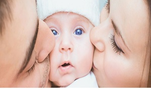 CDC Events: 2 toegangstickets voor de babybeurs in Charleroi, Gent en Brussel aan € 14,99