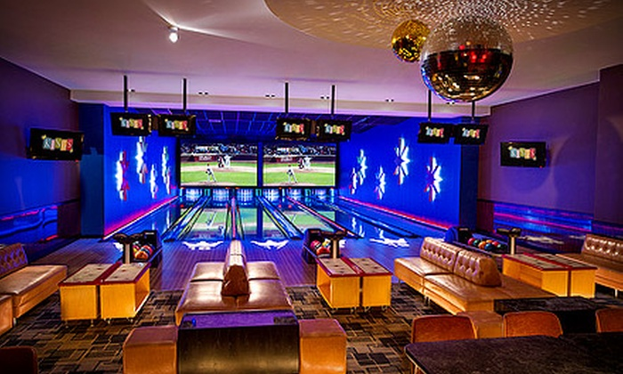 Kings - Rosemont: Bowling, Billiards, and Shoe Rentals at Kings (Up to 52% Off). Two Options Available.