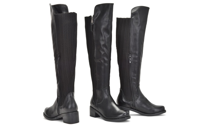 4683e0fe89f4 Sociology Women's Tall Boots | Groupon Exclusive