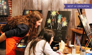 Up to 57% Off Painting Experience with Muse Paintbar  at Muse Paintbar, plus 6.0% Cash Back from Ebates.