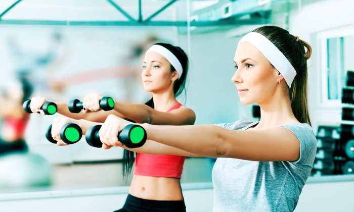 Fitnited.com - New York City: $97 for $220 Worth of Services — Fitnited.com