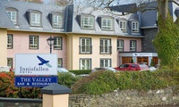 Killarney: 1 or 2 Nights for Two with Dinner and Wine at Inisfallen Hotel
