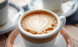 Common Ground Coffee Roasters: $12 for Coffee and Cafe Food at Common Ground Coffee Roasters ($24 Value)