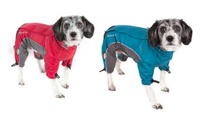 Shop Groupon Helios Blizzard Full-Bodied Adjustable and 3M Reflective Dog  Jacket 4f8db469d