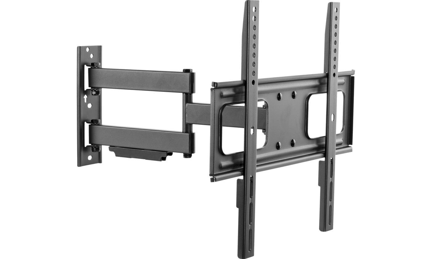 Full-Motion Wall Mount for TVs 32-55