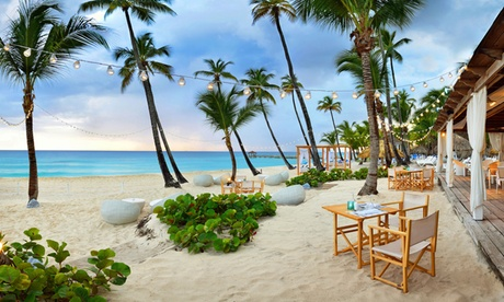 3- or 5-Night All-Incls. Catalonia Gran Dominicus w/Air from Travel By Jen. Price per Person Based on Double Occupancy 7c35bdd4-a294-450a-85cd-4129c937b777