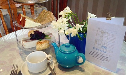 Afternoon Tea for Two or Four at Stewart's Deli and Tea Room