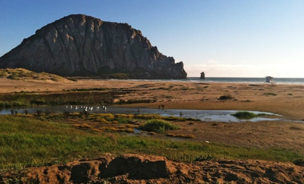 Stay at Masterpiece Hotel in Morro Bay, CA. Dates into July.