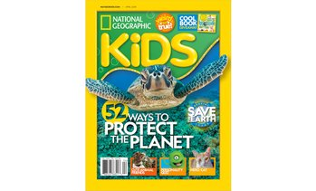 Up to 75% Off National Geographic Kids Magazine Subscription