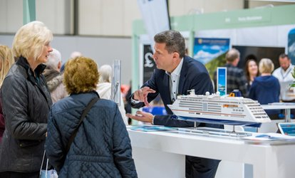 image for Two Tickets to The London Cruise Show at Olympia London 17-18 February