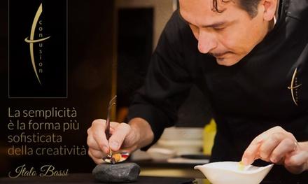 3 stelle Michelin firmato Italo Bassi