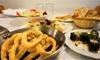 Eight-Course Greek Banquet