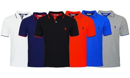 Polo de la marque US Polo Assn pour Homme