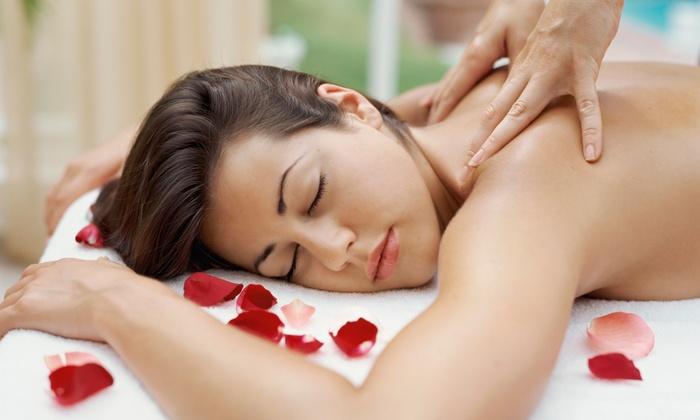 Healing Works Massage And Wellness Studio - Orchards Area: $40 for $90 Groupon — Healing Works Massage and Wellness Studio