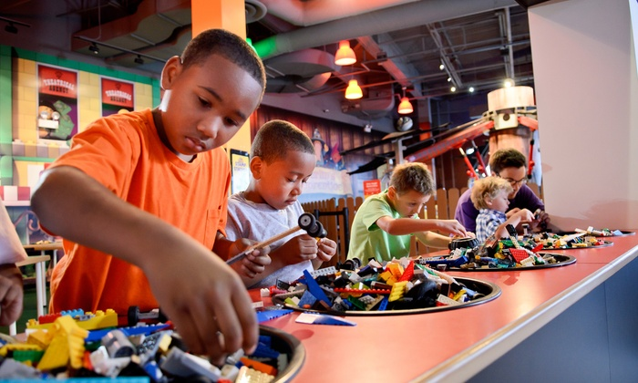 LEGOLAND Discovery Center - Up To 22% Off - Schaumburg, IL | Groupon