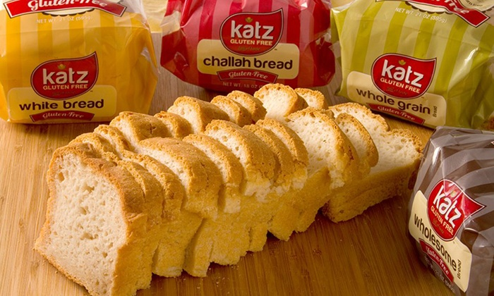 Katz Gluten Free: Gluten-Free Baked Goods and Cooking Ingredients at Katz Gluten Free (50% Off). Two Options Available.