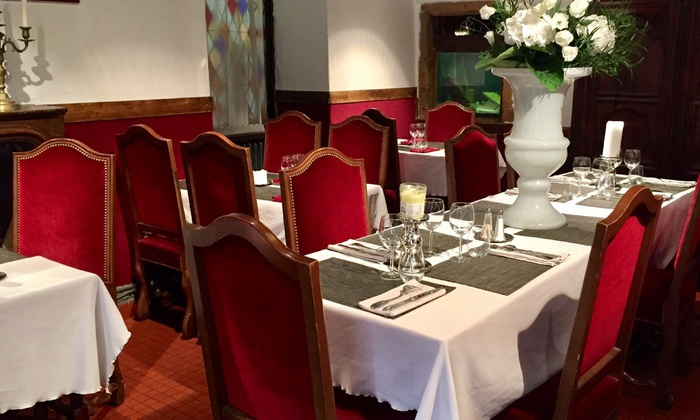Gastronomie dans le Vieux Lyon - Auberge Rabelais | Groupon