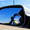 Car Side View Blind Spot Convex Glass Mirrors (2-Pack)