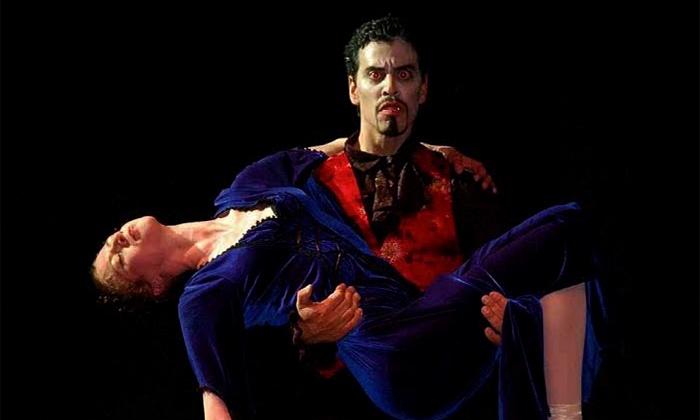 """Bram Stoker's Dracula - Canal Studio Theater: Roxey Ballet Presents """"Bram Stoker's Dracula"""" on October 23–November 1"""