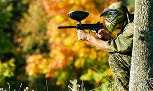 Outing for One, Two, or Four to Paintball Plex (Up to 58% Off)