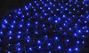 Up to 400-LED Solar String Outdoor Garden Lights