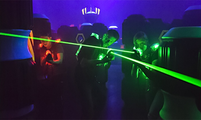 Laser Tag Berlin In Berlin Groupon