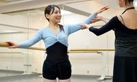 【最大56%OFF】初心者にも、子どもの頃バレエを習っていたあなたにも≪バレエレッスン+入会金 / 15回 or 30回≫ @バレゾナン...