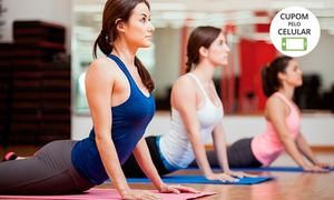 Yogashala Centro de Yoga LTDA ME: 1, 2 ou 3 meses de aulas de ioga com matrícula inclusa na Yogashala Centro de Yoga – Centro