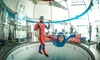 Airborne San Diego - Central San Diego: Indoor-Skydiving Package with Photos and Video at Airborne San Diego (Up to 29% Off)