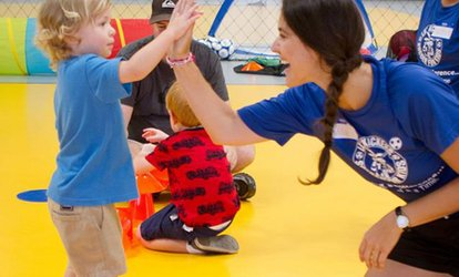Two <strong>Soccer</strong> Lessons for One or Two Children at Lil' Kickers South OC (Up to 62% Off)